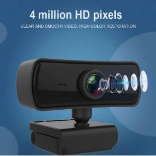 Вебкамера 2560×1440 c автофокусом и микрофоном