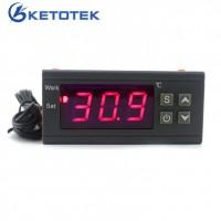 Купить Термостат регулятор температуры  MH1210W 90-250 В 10A 220 В