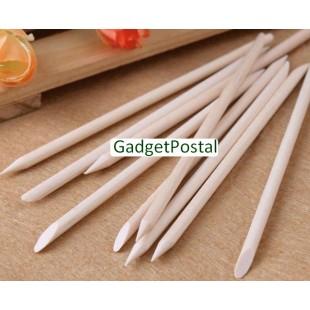 Апельсиновые палочки для кутикул 100 штук