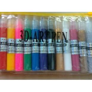 12 цветов акриловые гелевые фломастеры для рисования на ногтях