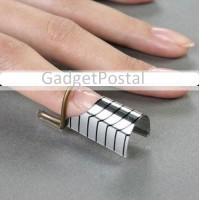 Многоразовые формы для наращивания ногтей 5 шт