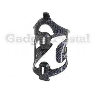 Мотыга Высокого Ранга стекло бутылки волокна углерода Клетка для велосипедов (черный)