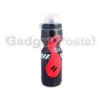 Портативный Велоспорт бутылки воды (черный)