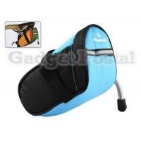 ROSWHEEL Saddle Bag с отражающей полосой для велосипедов