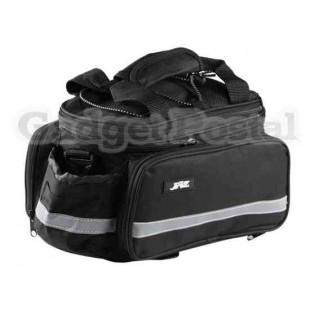 JSZOL Задняя сумка Стойка для велосипедов (черный)