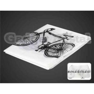 Водонепроницаемая крышка ПЕВА велосипедов (прозрачный)