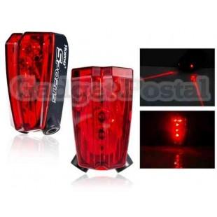 Лазерная Хвост & Безопасность светодиодные (красный)