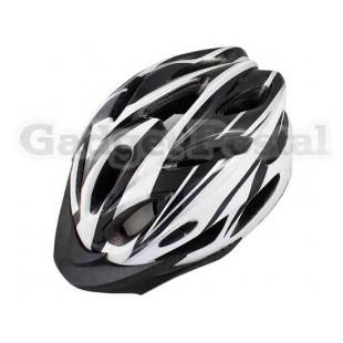 MTB / Дорога велосипед Велоспорт велосипед Велоспорт Шлем + козырек LW-821 (черный)