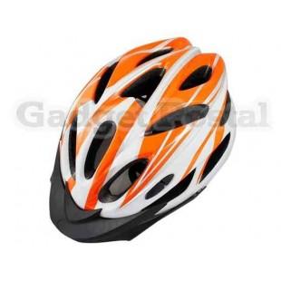 MTB / Дорога велосипед Велоспорт велосипед Велоспорт Шлем + козырек LW-821 (оранжевый)