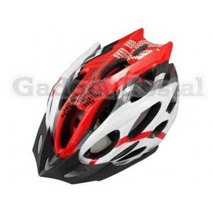 MTB / Дорога велосипед Велоспорт велосипед Велоспорт Шлем + козырек LW-829 (красный)