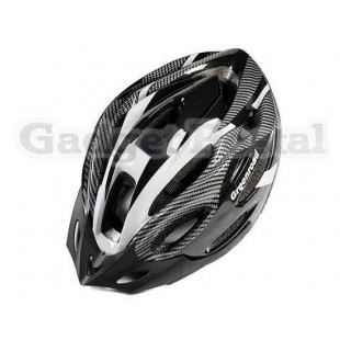 MTB / Дорога велосипед Велоспорт велосипед Велоспорт Шлем + козырек LW-830 (белый)