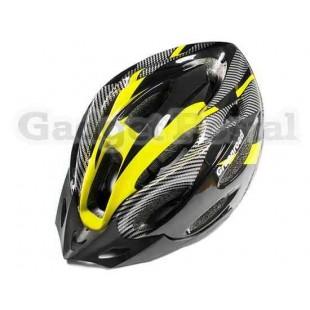 MTB / Дорога велосипед Велоспорт велосипед Велоспорт Шлем + козырек LW-830 (желтый)