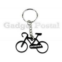 Купить Велосипед брелоки Алюминиевый велосипед брелок Велоспорт бутылок (черный)