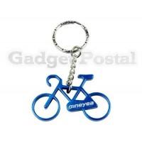 Купить Велосипед Брелоки алюминиевый велосипед брелок Велоспорт бутылок (синий)