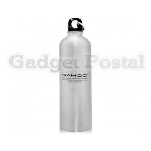 Sahoo 52357 750мл бутылки из нержавеющей стали Велоспорт Вода (серебро)