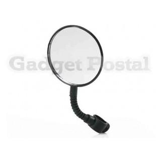 360 градусов велосипедов зеркало заднего вида (черный)