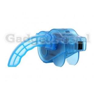 Профессиональный Сеть велосипедов очиститель (синий)