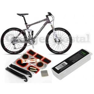 Набор для ремонта и расбортировки велосипедных шин