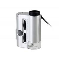 Многофункциональный 30-60X микроскоп (белый)