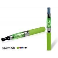 ECXY 1,6 мл 650mAh аккумуляторная Здоровье Электронная сигарета Kit (зеленый)