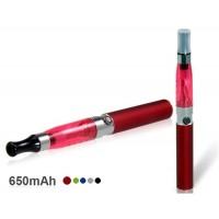 ECXY 1,6 мл 650mAh аккумуляторная здоровье Электронная сигарета Kit (красный)