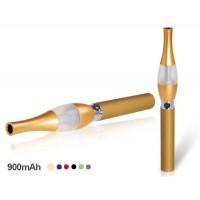 Ваза Shaped 900mAh аккумуляторная Электронная сигарета Kit (золото)