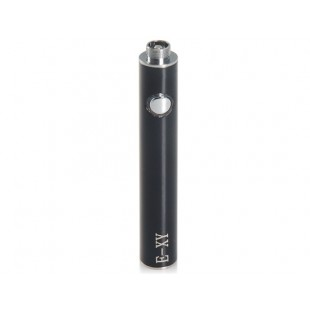 E-XY электронной смарт 350mAh аккумуляторная батарея для электронных сигарет (черный)