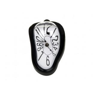 Изогнувшийся Часы (черный)