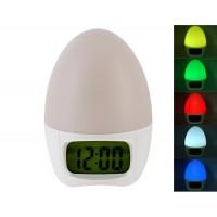 Купить Многофункциональный Проекционные часы (белый)