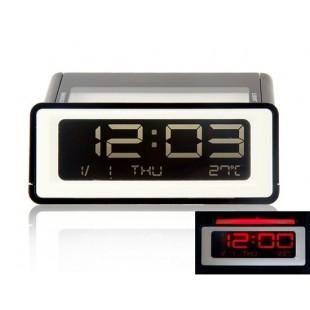Творческая Проекционные часы (черный)