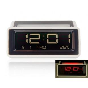 Творческий Проекционные часы (белый)