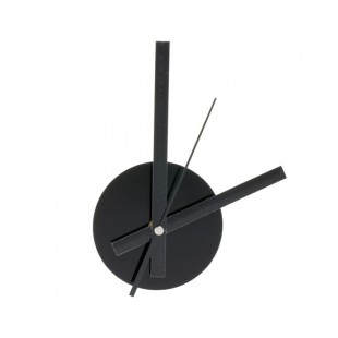 DIY Самоклеющиеся Цифра Часы (черный)