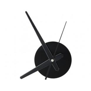 DIY Самоклеющиеся Письмо Часы (черный)