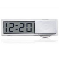 Купить Автомобильный ЖК-дисплей часы с присоской