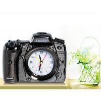 Купить ИИ часы творческой дизайн DSLR камеры Будильник