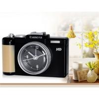 Купить 6605 Цифровая камера Дизайн Будильник (черный)