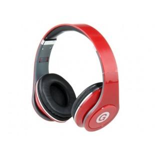 ВВП-8803 на ухо Стиль 3,5 мм разъем для наушников с 1,6 м кабель (Красный)