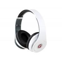 ВВП-8803 на ухо Стиль 3,5 мм разъем для наушников с 1,6 м кабель (Белый)