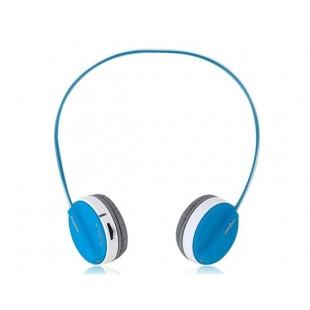 Rapoo H3070 беспроводные стерео наушники с микрофоном (синий)