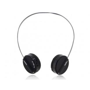 Rapoo H3050 беспроводные стерео наушники с микрофоном (черный)