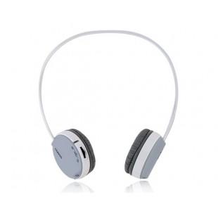 К rapoo H3050 Беспроводные стерео наушники с микрофоном (серый)