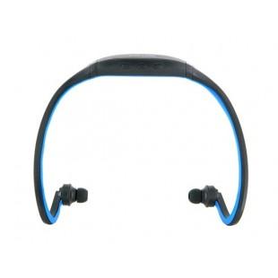 Стильные мини USB 2.0 Спорт цифровой музыки mp3 игрок (синий)