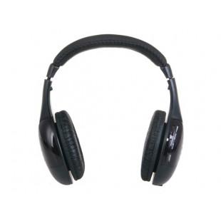 5 В 1 20-200 Гц 3,5 мм Беспроводные наушники для телевизора + FM радио
