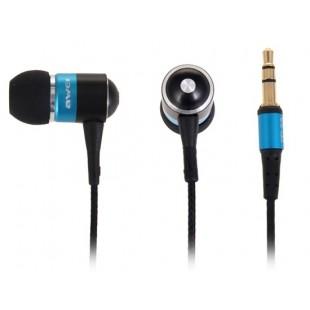 AWEI ES-Q3-вкладыши Стиль наушники для MP3/MP4 плееры (синий)