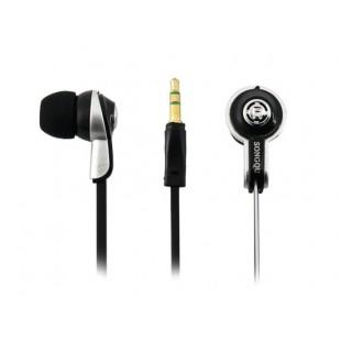 В songqu наушники уха стерео (черный & Белый)