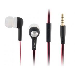 SONUN СН-А01 стерео-вкладыши музыка наушники с микрофоном (Белый)