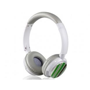 Экс-10А 3,5 мм разъем на наушники-вкладыши стерео наушники с 1,2 м кабель (зеленый)