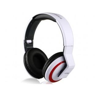Йоро DJ-360 Превосходное качество звука Наушники с микрофоном (белый)