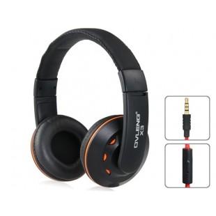 OVLENG X3 3.5 мм на Наушники-вкладыши с микрофоном и 2,0 м кабель (оранжевый)