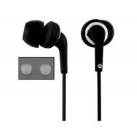 Купить Genipu ВНП-24А, в-ухо стерео наушники с 3.5 мм Джек 1.5 м кабель для MP3/МР4/компакт-диск (черный)